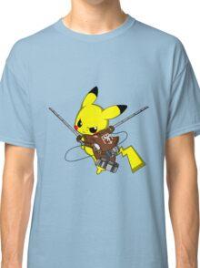 Shingeki No Pika! Classic T-Shirt