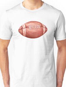 ball. american football Unisex T-Shirt
