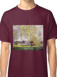 Claude Monet - The Willows Classic T-Shirt