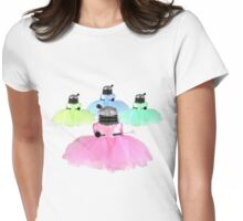 Invasion in disguise Womens Fitted T-Shirt