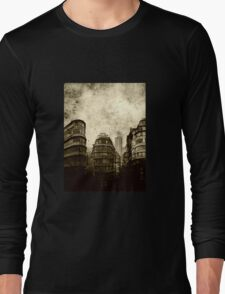 city studies Long Sleeve T-Shirt