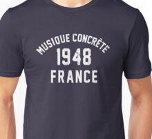Musique Concrète Unisex T-Shirt
