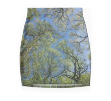 Mr Blue Sky Mini Skirt