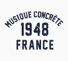 Musique Concrete by ixrid