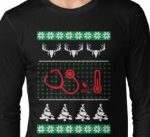 Doctor Ugly Sweater Long Sleeve T-Shirt