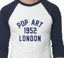 Pop Art Men's Baseball ¾ T-Shirt