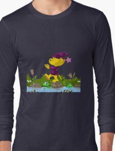 Ferald Sleepwalking Long Sleeve T-Shirt