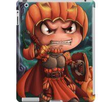 Pumpkin Paladin iPad Case/Skin