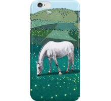 The White Horse of Alfriston iPhone Case/Skin