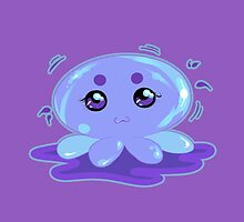Squishy Squoo Octopus! by PixieWillow
