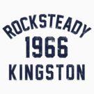 Rocksteady by ixrid