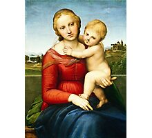 Raphael - The Small Cowper Madonna ( 1505)  Photographic Print