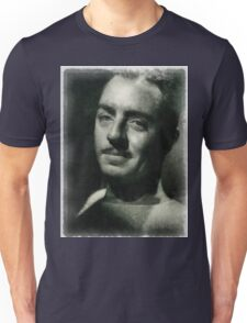 William Powell Hollywood Actor Unisex T-Shirt