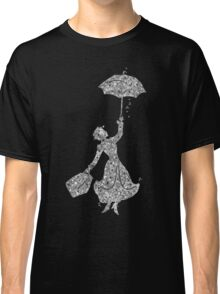 Mary Poppins - The Magical Nanny Classic T-Shirt