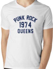 Punk Rock Mens V-Neck T-Shirt