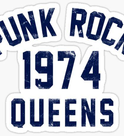 Punk Rock Sticker