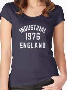 Industrial Women's Fitted Scoop T-Shirt