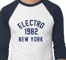 Electro Men's Baseball ¾ T-Shirt