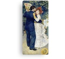 Renoir Auguste - Country Dance (1883)  Canvas Print