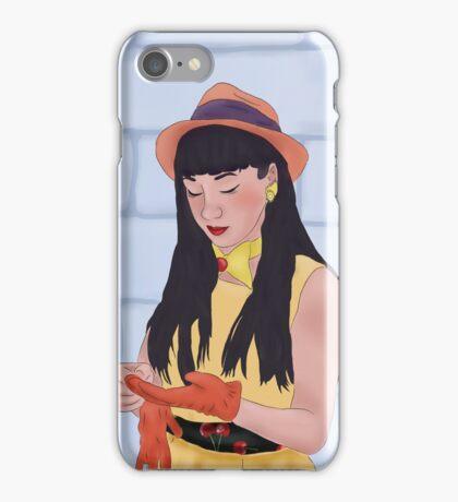 Rachael Soglin iPhone Case/Skin