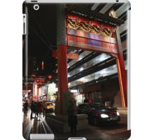 China town - Melbourne 2014 iPad Case/Skin