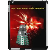 2014 has been exterminated iPad Case/Skin