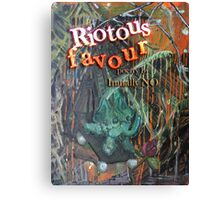 Riotous favour Canvas Print