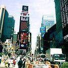 Take me there, Time Square by aislinnTeixeira