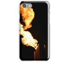 Crown casino - Melbourne fire iPhone Case/Skin