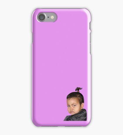 North West Kimoji iPhone Case/Skin
