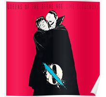 ...Like Clockwork (Queens of the Stone Age) Poster