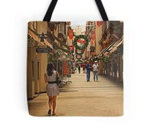 Christmas in Perth, Western Australia Tote Bag