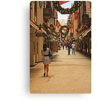 Christmas in Perth, Western Australia Canvas Print