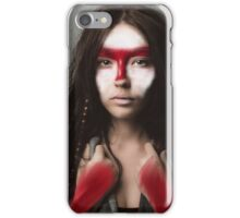 Red Gloves  iPhone Case/Skin