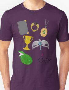 The Seven Horcruxes Unisex T-Shirt