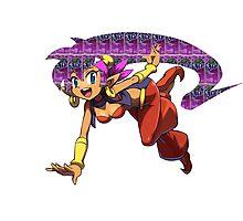 Shantae Fanta Photographic Print
