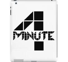 4 Minute iPad Case/Skin