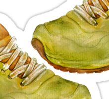 running shoe, sneaker or trainer Sticker