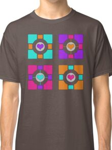Companion Cubism Classic T-Shirt