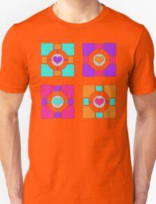 Companion Cubism Unisex T-Shirt