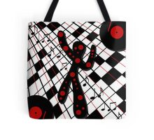 On the dance floor Tote Bag