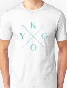 Kygo - Turquoise Color Unisex T-Shirt