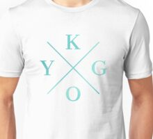 Kygo - Turquoise Color Unisex T-Shirt