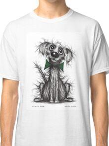 Fuzzy dog Classic T-Shirt