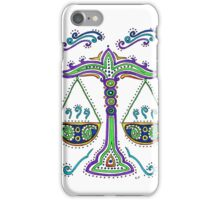 Libra Scales iPhone Case/Skin