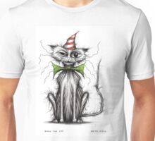Boris the cat Unisex T-Shirt