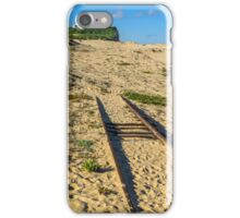 Railway to Nobbys Head iPhone Case/Skin