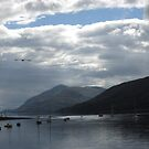 Fort William, Scotland by MagsWilliamson
