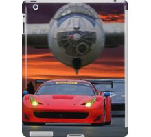 Right Place - Wrong Time iPad Case/Skin
