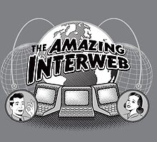 The Amazing Interweb by candyguru